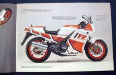 1988 Yamaha FZ750