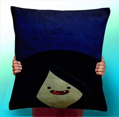 Adventure Time Marceline - Cushion / Pillow Cover / Panel / Fabric on Etsy, $8.61