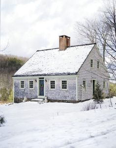 """ld things appeal to Richard McGovern and Jacques Tremblay, from a tiny oil painting to a dilapidated 22-room Colonial inn. Although they had already restored the beauty of the aforementioned stagecoach stop in Royalton, Vt., to enjoy as a home, they couldn't help but be further tempted: """"We saw an ad for an 1815 seven-room farmhouse — 'You dismantle' — in Nova Scotia and couldn't resist."""" Jacques, who bought the structure for $7,000 U.S. in 1994, carefully took it apart """"beam by beam"""" over a…"""