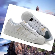 release date: 6c86f 3189c Adidas Adicolor Mens Shoes White,Gold-Order-Logo,Latest trainers arrive -  order from us with good price.