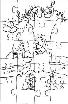 #puzzle #yapboz #okulöncesi  #sınıffaaliyeti