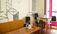 """Fett und Zucker"" - we love it! Vienna, Divider, Room, Furniture, Home Decor, Bedroom, Homemade Home Decor, Rooms, Home Furnishings"