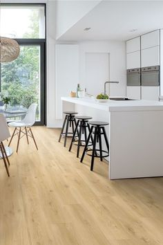 122 exciting kitchen flooring inspiration images in 2019 laminate rh pinterest com