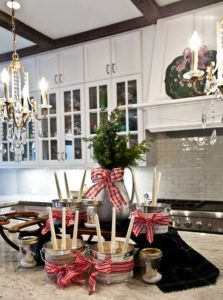 kitchen-island-christmas-decorations