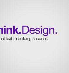 Think. Design. Success, Building, Design, Buildings, Construction