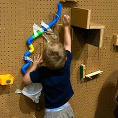 makerspace ideas:  marble racers