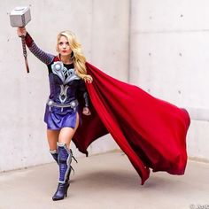 Thor #cosplay