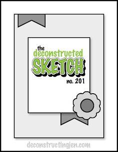 Deconstructed Sketch 201