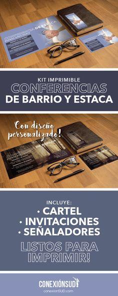Este kit de Conferencia de Barrio – Estaca esta diseñado especialmente para la…
