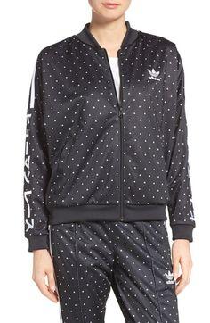 adidas Originals Pharrell Williams HU Track Jacket available at #Nordstrom