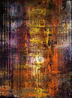 "Saatchi Art Artist Al Razza; Painting, ""Q28"" #art $3500."