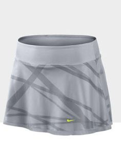 Oooohhh I need some workout clothes- Maria Sharapova Back Court Women's Tennis Skirt, $64, nike.com