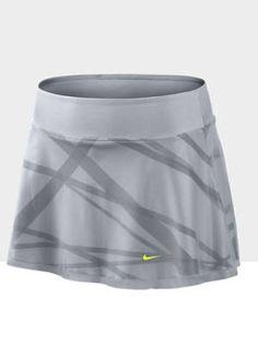 Oooohhh I need some workout clothes- Maria Sharapova Back Court Women's Tennis Skirt, $64, nike.com
