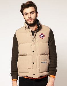 Canada Goose down sale cheap - LADIES' GRANBY VEST Canada Goose | Outside | Pinterest | Canada ...