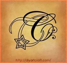 Monogram Tattoo Initials Choosing The Right For You