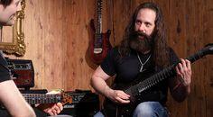 John Petrucci – Interview Part 1 – t.blog #blog #petrucci #metal #guitar #guitarist #shred #king #shredding #playing #video