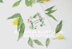 botanical illustration tutorial