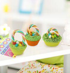 Candy Basket Cupcakes | Walmart