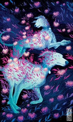 Jen Bartel Illustration