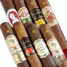 Don Pepin My Father and Friends Sampler III - Cigars International