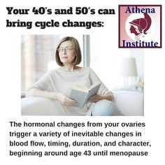 Find the right regimen for your menopausal health with Dr. Cutler's guides, https://athenainstitute.com/menopause.html #menopause #health