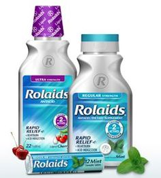 Save $4.50 on Rolaids Liquid
