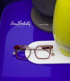 Eyewear - Anne et Valentin - Model JUST SWING