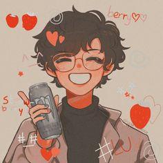 Cute Little Drawings, Cute Drawings, Dream Friends, Boy Images, Cartoon Art Styles, Dream Art, Anime Demon, Best Artist, Aesthetic Anime