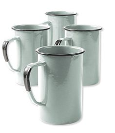 LL Bean: Everyday Enamelware Mugs