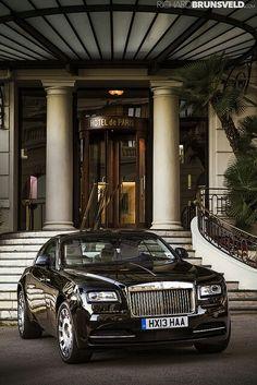 A Rolls Royce for The Argyll Club.........