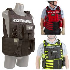 My New Tac-Med Vest