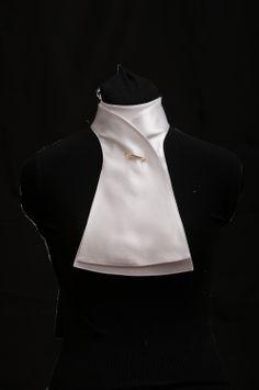 Dressage stock tie from SVLUX equestrian sportswear.