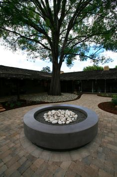 """See our internet site for additional relevant information on """"outdoor fire pit designs"""". It is a great place to get more information. Gas Fire Pit Insert, Metal Fire Pit, Concrete Fire Pits, Garden Fire Pit, Fire Pit Backyard, Rustic Backyard, Backyard Patio, Fire Pit Ring, Fire Pit Bowl"""