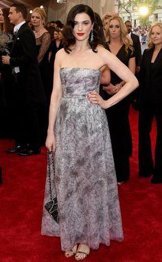 Rachel Weisz from 2015 Met Gala Arrivals   E! Online