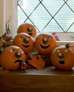 Unique Halloween pumpkin ideas