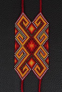 Tender Fire Bracelet by myilumina on Etsy