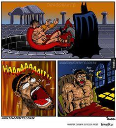 This is Batman!