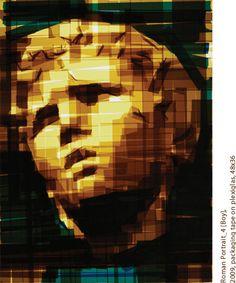 Mark Khaisman - Packing tape on a Light-box - Brilliant!