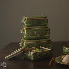 ceramics design set to emerge healthy eating lifestyle through human senses approach 🌿