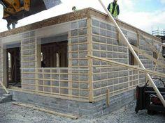 Construcción de una vivienda con cerramientos de hempcrete