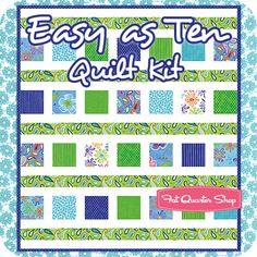 fat quarter shop quilt kit