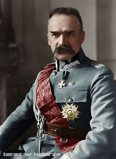 The Ultimate List of Badass Warriors from History and Mythology World War I, World History, Poland History, Classy Chic, Portrait Inspiration, Retro, Wwii, Famous People, Bomber Jacket
