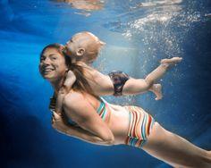 Els nens, com més aviat a l'aigua, millor #Wetness