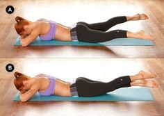Hyper extension is great for strengthening the lower back. Here are several exercies - http://abmachinesguide.com/lower-back-exercises-with-stability-ball/