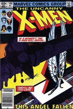 Uncanny X-Men #169, Paul Smith