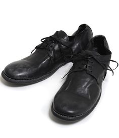 GUIDI / LOWLACE SHOES