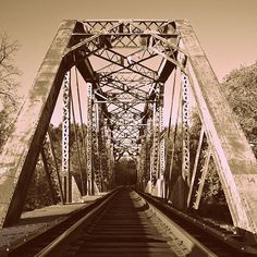 Gateway | Flickr - Photo Sharing! Old Truss Bridge - Columbia, Tennessee
