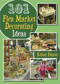 flea market decorating | 101 Flea Market Decorating Ideas