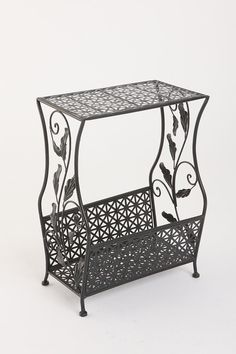 To be used as Nightstands, now just need reading lamps!  Flourish Storage Side Table  #UrbanOutfitters