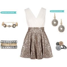 A fashion look from November 2014 featuring Stella & Dot bracelets, Stella & Dot earrings and Stella & Dot rings. Browse and shop related looks.